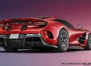 New Rendering Imagines a Modern Mercedes SL McLaren And We Want One - image 980954