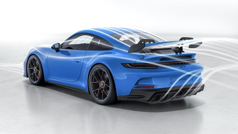 Porsche Spent 3,100 Miles At Full Throttle Trying to Make The New 911 GT3 Fail