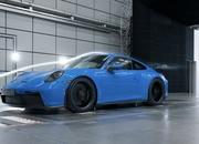 Porsche Spent 3,100 Miles At Full Throttle Trying to Make The New 911 GT3 Fail - image 981947