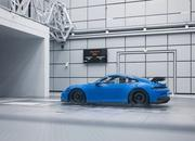 Porsche Spent 3,100 Miles At Full Throttle Trying to Make The New 911 GT3 Fail - image 981950