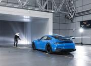Porsche Spent 3,100 Miles At Full Throttle Trying to Make The New 911 GT3 Fail - image 981946