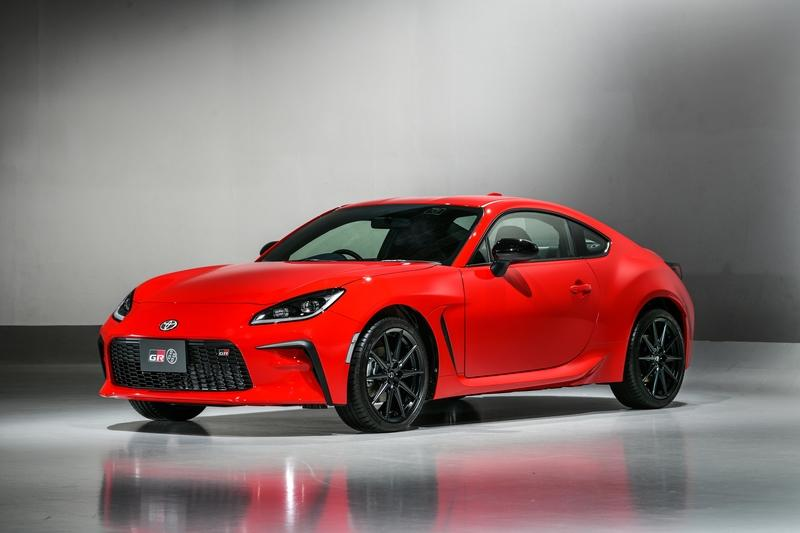 2022 Second-gen Toyota 86 Arrives With A Bigger Engine, More Power, And An Attitude