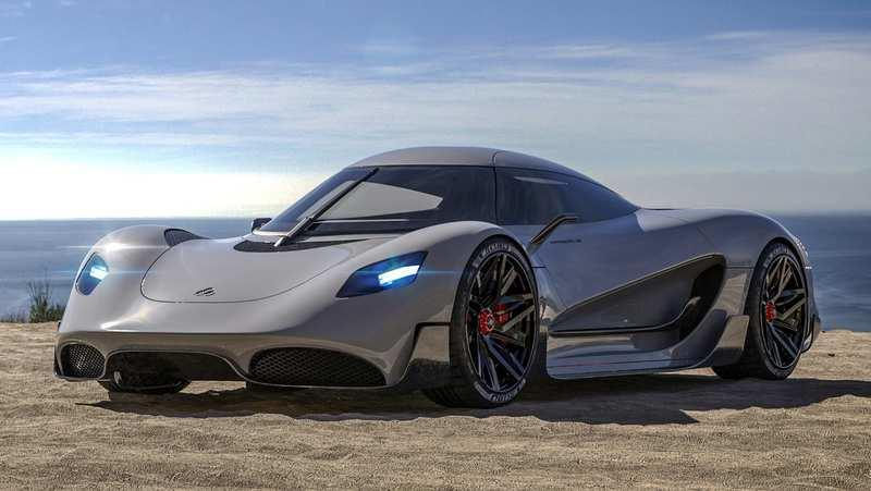 The Viritech Apricale – More Than Just The Worlds First Production Hydrogen Hypercar