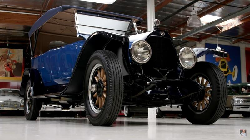 Think Hybrids Are a New Thing? Check Out Jay Leno's 1916 Owen Magnetic Hybrid