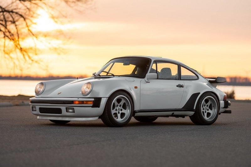 This 1981 RUF BTR Is Every Porsche 911 Fanboy's Wet Dream