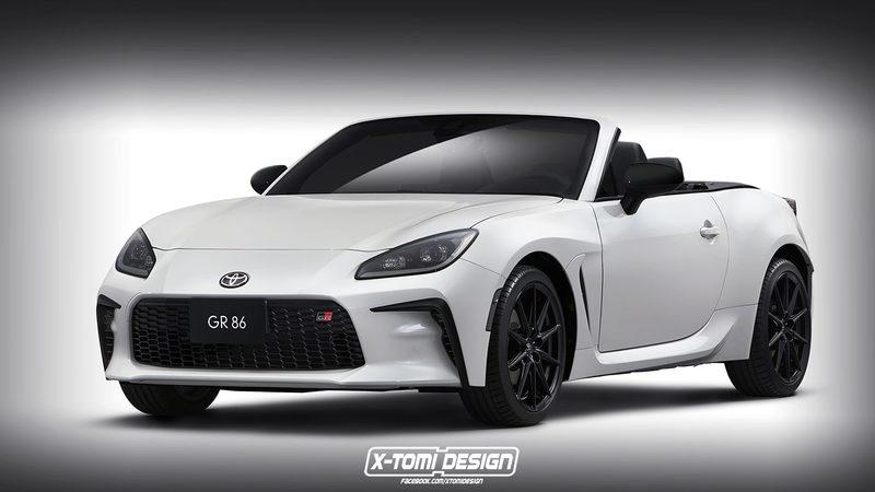 This 2022 Toyota GR86 Convertible Is Strangely Attractive - image 981555