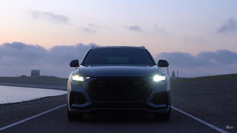 This is Probably The Craziest Audi RSQ8 You've Ever Seen or Heard - image 985627