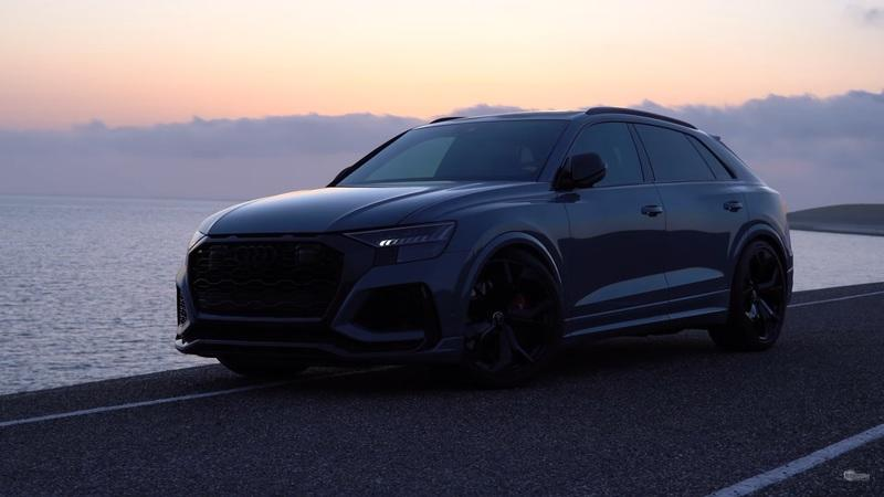 This is Probably The Craziest Audi RSQ8 You've Ever Seen or Heard - image 985629