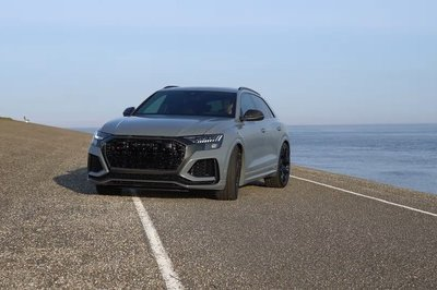 This is Probably The Craziest Audi RSQ8 You've Ever Seen or Heard