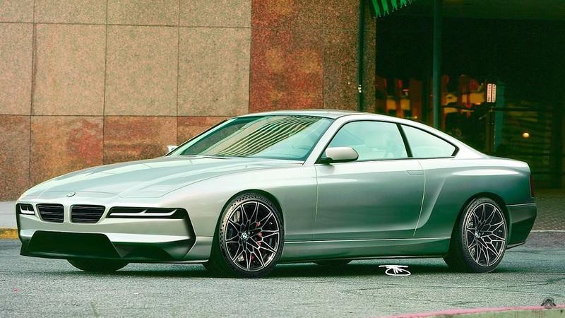This is Probably What the New BMW 8 Series Should Have Looked Like