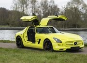 This Mercedes SLS AMG EV Is Just 1 of 9 Made - Here's What You Need to Know - image 985837