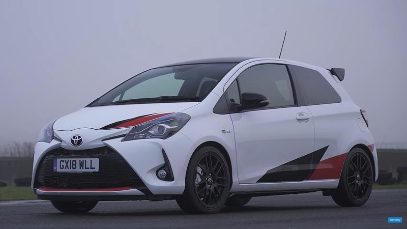 Watch The Toyota GR Yaris Absolutely Destroy The Yaris GRMN On A Drag Strip - image 986206