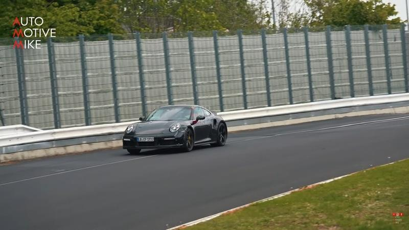 Watch the Upcoming Porsche 911 Classic Rocket Around The Nurburgring