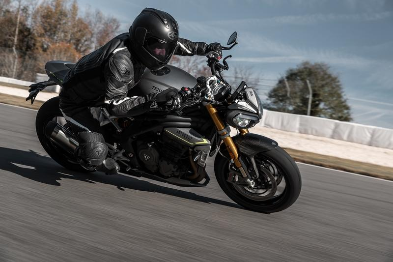 2021 Triumph Speed Triple 1200 RS