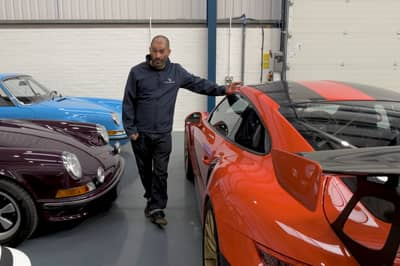 A Legendary Collection Of Cars Is Heading to Auction And Chris Harris Has the Inside Info You Need