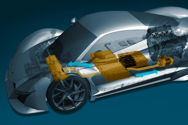 The new hypercar could put Switzerland on the map of tough competitors - image 986747