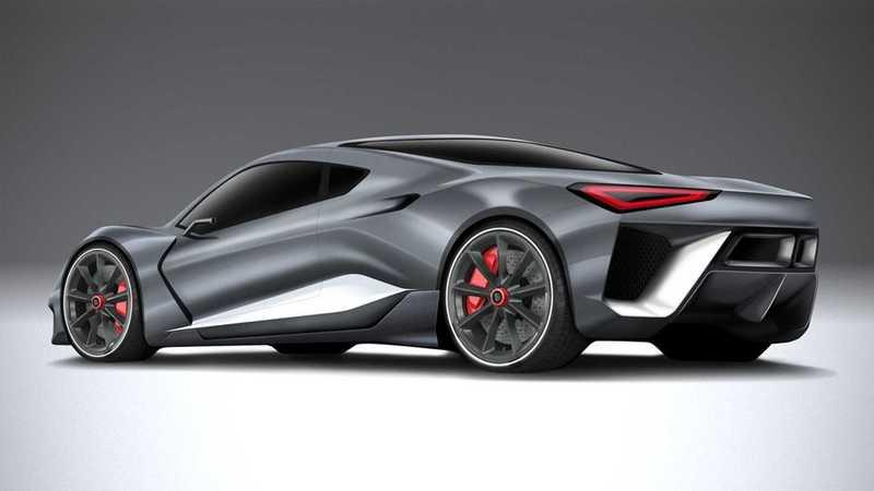 The new hypercar could put Switzerland on the map of tough competitors - image 986746
