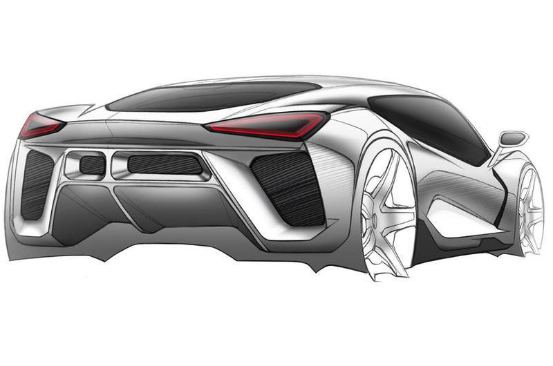 The new hypercar could put Switzerland on the map of tough competitors - image 986745