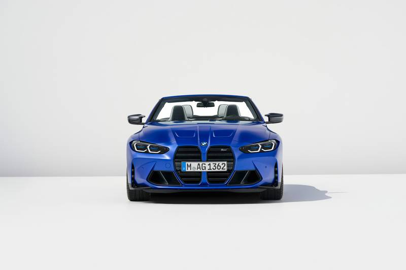 2022 BMW M4 Competition Convertible M xDrive Exterior - image 991024