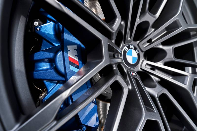 2022 BMW M4 Competition Convertible M xDrive Exterior - image 991072