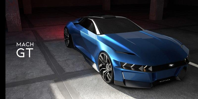 Forget The Mach-E – This Is the Electric Ford Mustang We Deserved