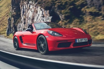 Porsche's Boxster EV Will Force Audi And BMW To Step Up Their Game