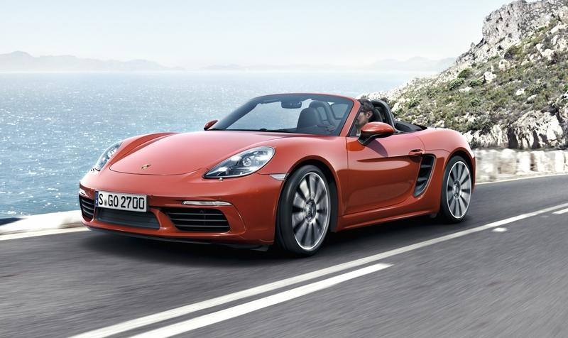 The Electric 718 Boxster Is Coming To Lead Porsche Into A New Era of Sports Cars