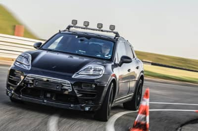 The Porsche Macan EV Might Not Be A Macan At All