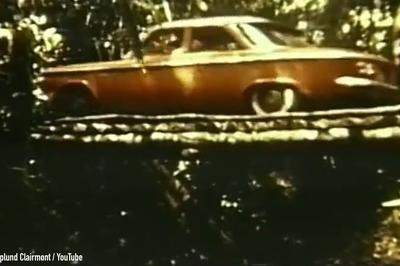 The Story of the Chevy Corvair Rotting Away In the Darien Jungle