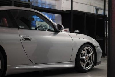 This is a Rare Porsche 996 40th Anniversay 911 That You've Probably Never Heard Of