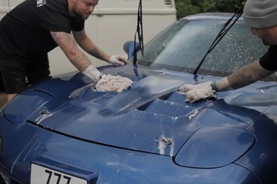 This Mazda RX-7 Detailing Video Is The Definition of Tender Love And Care