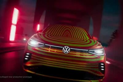 You're Going To Like the New Volkswagen ID5 More Than the ID4