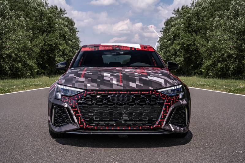 A Closer Look At the 2022 Audi RS3 Exterior - image 994804