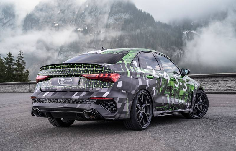 A Closer Look At the 2022 Audi RS3 Exterior - image 994803