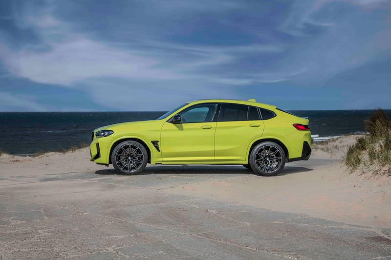 2022 BMW X4 M and X4 M Competition Exterior - image 993887
