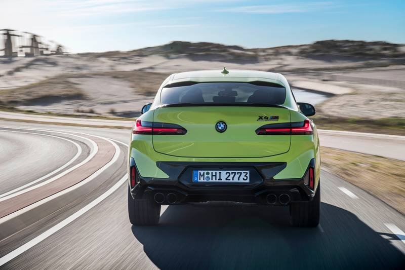 2022 BMW X4 M and X4 M Competition Exterior - image 993899