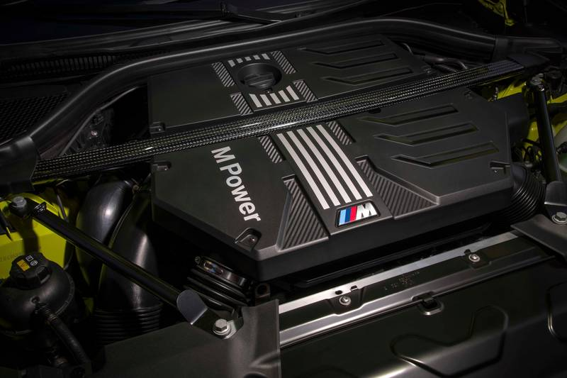 2022 BMW X4 M and X4 M Competition Drivetrain - image 993873