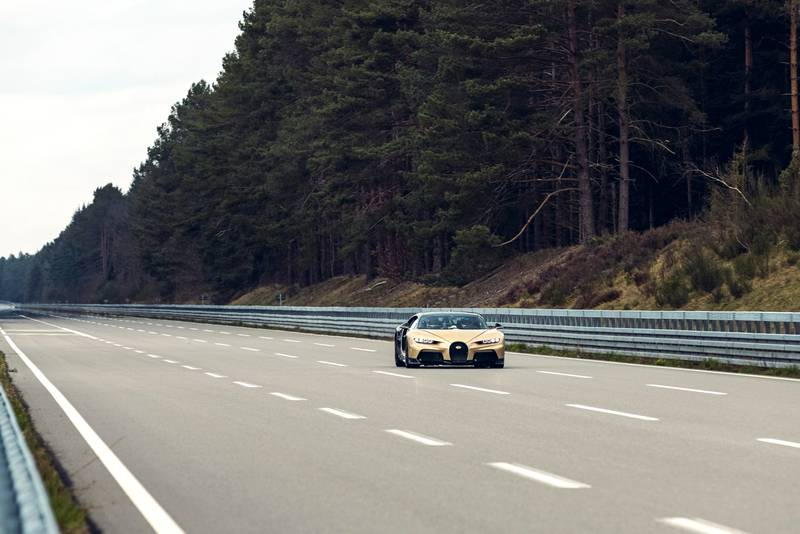 Bugatti Goes Sensor Crazy To Ensure The Chiron Super Sport Can Easily Hit 273 MPH Exterior - image 996537