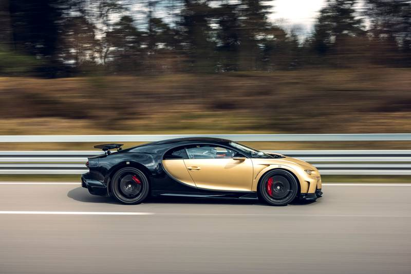 Bugatti Goes Sensor Crazy To Ensure The Chiron Super Sport Can Easily Hit 273 MPH Exterior Wallpaper quality - image 996542