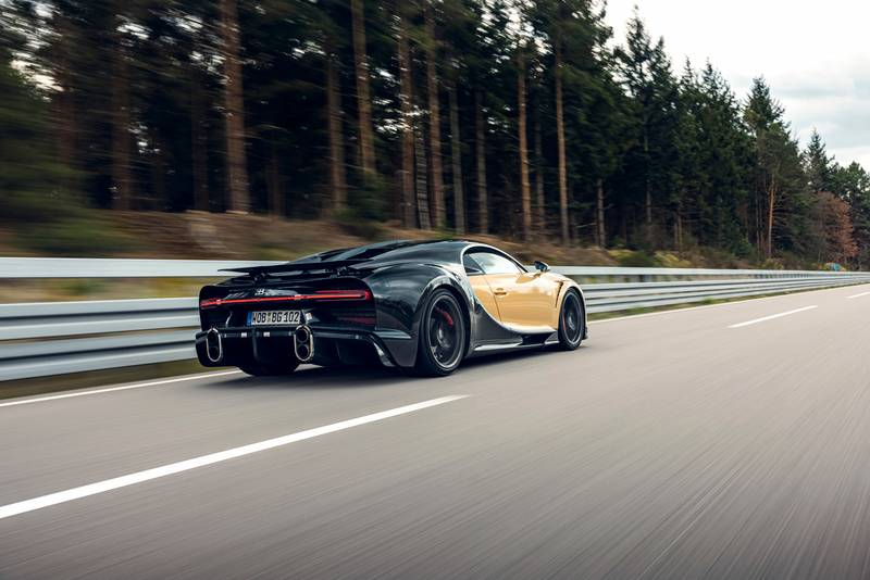 Bugatti Goes Sensor Crazy To Ensure The Chiron Super Sport Can Easily Hit 273 MPH Exterior Wallpaper quality - image 996544