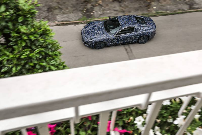 Maserati Offers Us The First Look At the 2022 All-Electric GranTurismo - image 994689
