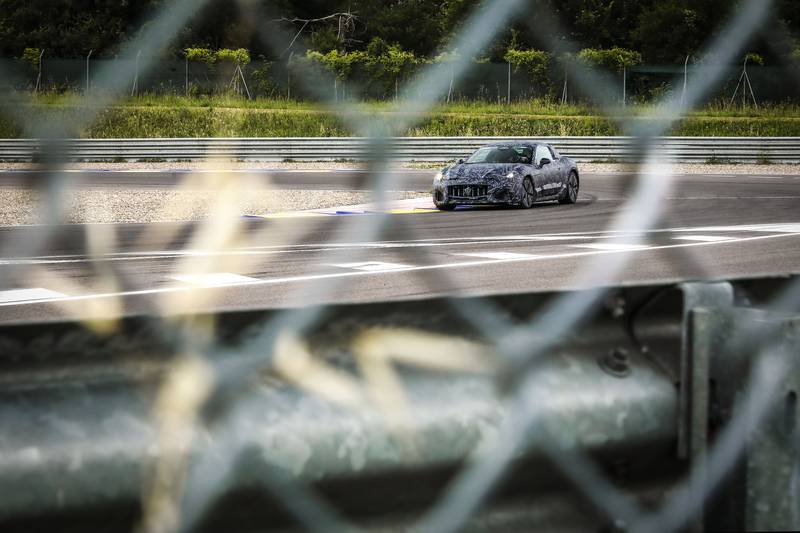 Maserati Offers Us The First Look At the 2022 All-Electric GranTurismo - image 994691