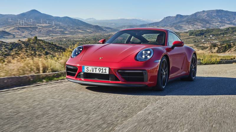 2022 Porsche 911 GTS – Filling the Gap Between the Carrera S and 911 Turbo Exterior - image 996941