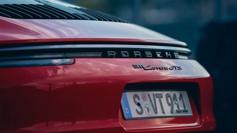 2022 Porsche 911 GTS – Filling the Gap Between the Carrera S and 911 Turbo Exterior - image 996924