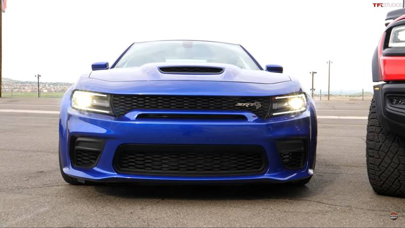 Ram 1500 TRX vs Dodge Charger Hellcat: This Intra-Family Feud Has Us Hyped - image 997555