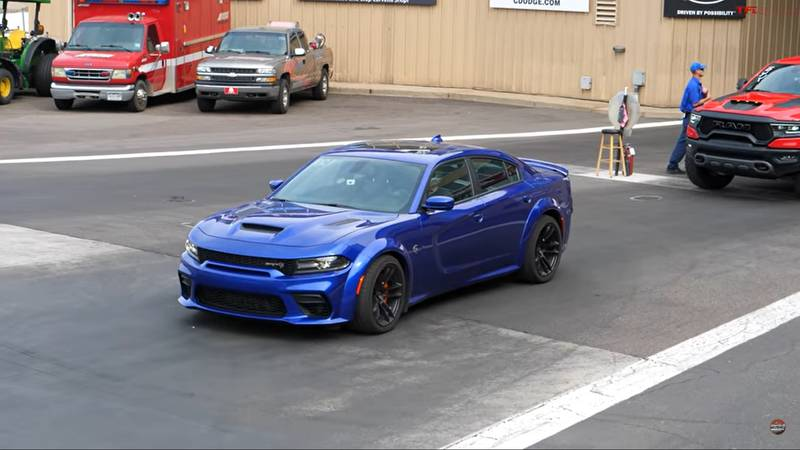 Ram 1500 TRX vs Dodge Charger Hellcat: This Intra-Family Feud Has Us Hyped - image 997550