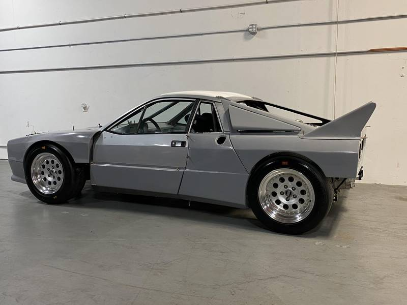 This Turbocharged K24 Lancia 037 Tribute Could Be Your Perfect Project Car Exterior - image 996002