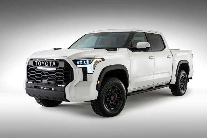 Toyota Gives Us A Clear Glimpse Of What The 2022 Tundra Will Look Like - image 996123