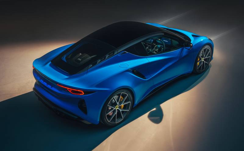 Lotus Has Revealed Specs Of The Flagship Emira V-6 First Edition Exterior - image 999830