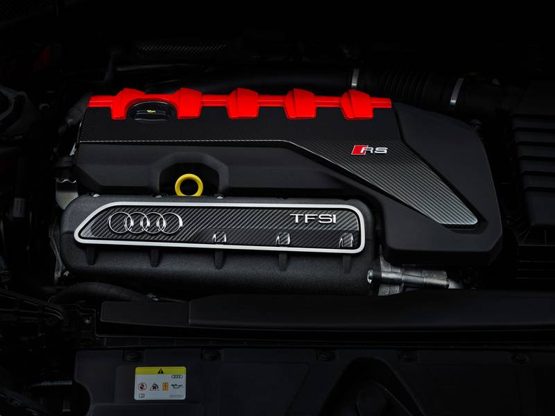 The 2022 Audi RS3 Is All Show and All Go With Aggressive Design and a 401-Horspeower Inline-Five Drivetrain - image 1002840